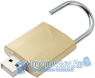 Ставим свой пароль на USB-флешку