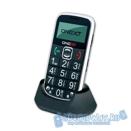 Телефоны с большими кнопками (бабушкофоны)