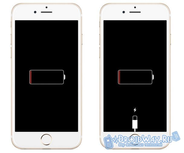 если iphone не заряжается