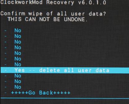 Как вернуть старую версию Андроид после обновления