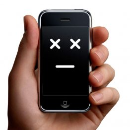 Не включается телефон/смартфон, что делать?