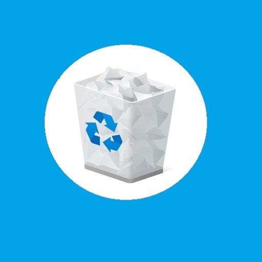 Как восстановить из корзины удаленные файлы