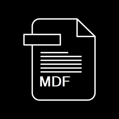 Чем открыть mdf файл — 4 простых способа