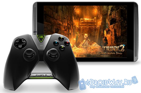 NVIDIA SHIELD Tablet - Tegra K1