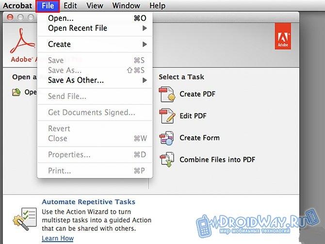 Скачать программа файлов pdf в word