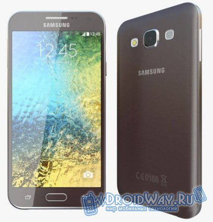 Samsung Galaxy E5 DS