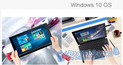 Планшет на windows 10 - Teclast X2 Pro Tablet PC