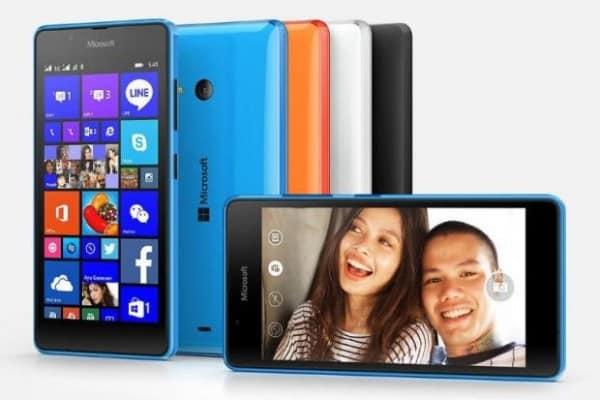 Купить Microsoft Lumia 540