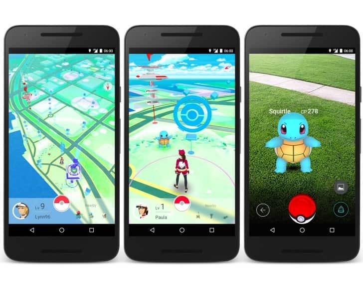 Скачать игру Pokemon go на iOS