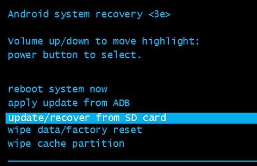 Как вернуть старую версию android
